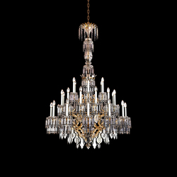 VIP projects - 18772 | Chandeliers | J.T. Kalmar GmbH