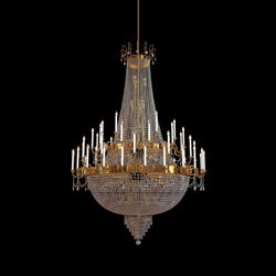 VIP projects - 18952 | Chandeliers | J.T. Kalmar GmbH