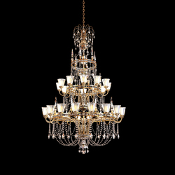 VIP projects - 18979 | Chandeliers | J.T. Kalmar GmbH