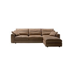 Massimosistema | Modulare Sitzgruppen | Poltrona Frau