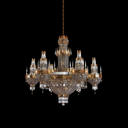 VIP projects - 18952 | Lampadari a corona | Kalmar