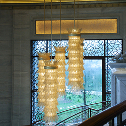 Dong Jiao Hotel Shanghai - 19431 | Lustres / Chandeliers | J.T. Kalmar GmbH