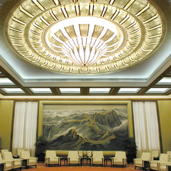 Great Hall of the People Beijing - 18457 | Lustres / Chandeliers | Kalmar