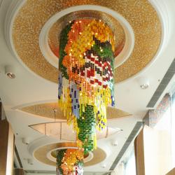 Shangri la Hotel Suzhou - 19425 | Chandeliers | Kalmar