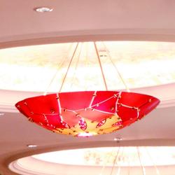 Shangri la Hotel Suzhou - 19429 | Suspended lights | Kalmar