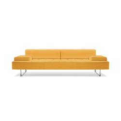 Quadra | Sofas | Poltrona Frau