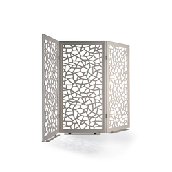 Moucharabieh | Folding screens | Poltrona Frau