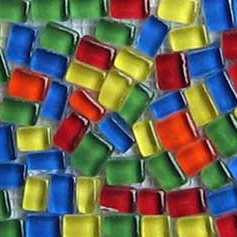 Jewel Stones Primaries | Mosaici | Jewel Stones