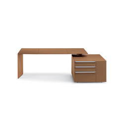 C.E.O. Cube | Executive desks | Poltrona Frau