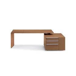 C.E.O. Cube Desk | Desks | Poltrona Frau