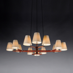 Holzstern Pendant | General lighting | Kalmar