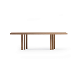 H_T | Dining tables | Poltrona Frau