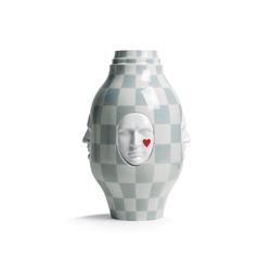 Conversation Vase I | Vases | Lladró