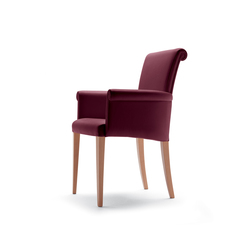 Vittoria | Stühle | Poltrona Frau