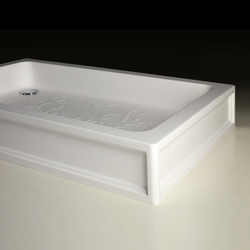 Arabesque Shower tray | Platos de ducha | Devon&Devon