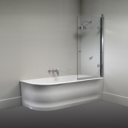 Wave Bathtub | Corner baths | Devon&Devon