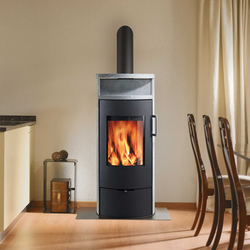 POLEO 128 | Wood burning stoves | Attika Feuer