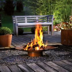 RA | Caminetti da giardino | Attika Feuer