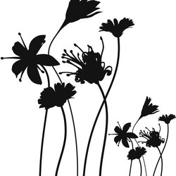 Spirit | Feel Flower | Wall stickers | Hornschuch