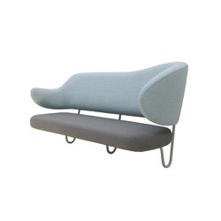 Wall Sofa | Divani lounge | onecollection