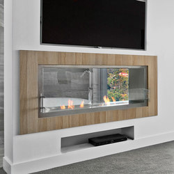 Firebox 1200DB | Fireplace inserts | EcoSmart™ Fire