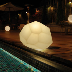 Asteroid Table Lamp / Outdoor Lighting | Tischleuchten | Innermost