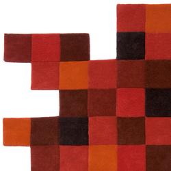 Do-Lo-Rez 1 Reds | Formatteppiche / Designerteppiche | Nanimarquina