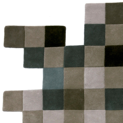 Do-Lo-Rez 1 Greys | Tapis / Tapis design | Nanimarquina