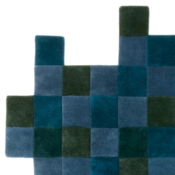 Do-Lo-Rez 2 Blues | Rugs / Designer rugs | Nanimarquina
