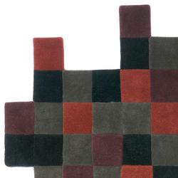 Do-Lo-Rez 2 Rojos | Alfombras / Alfombras de diseño | Nanimarquina