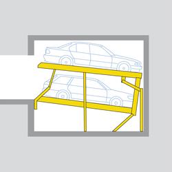 Parklift 340 | Sistemi di parcheggio automatico | Wöhr
