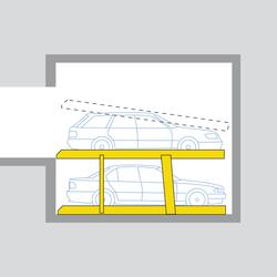 Parklift 402 | Sistema de estacionamiento automático | Wöhr