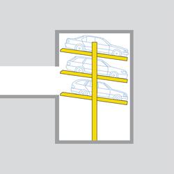 Parklift 403 | Sistema de estacionamiento automático | Wöhr