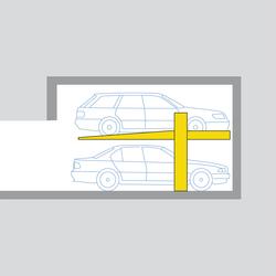 Parklift 411 | Sistema de estacionamiento automático | Wöhr