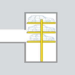 Parklift 413 | Sistema de estacionamiento automático | Wöhr
