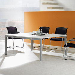 TriASS Furniture range | Tables polyvalentes | Assmann Büromöbel
