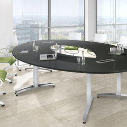 Canvaro Meeting | Conference tables | Assmann Büromöbel