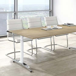 Canvaro Meeting | Contract tables | Assmann Büromöbel