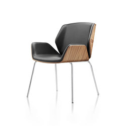 Kruze Meeting Chair - 4 leg | Chairs | Boss Design
