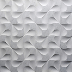 Le Pietre Incise | Virgola | Natural stone panels | Lithos Design