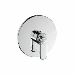 Veris Single-lever shower mixer | Robinetterie de douche | GROHE