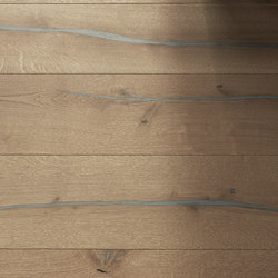Coral OAK silver brushed | grey oil | Wood flooring | mafi