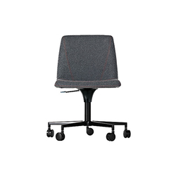 Plate Office-chair | Task chairs | Kristalia