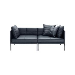 Atrium Sofa | Divani lounge | Neue Wiener Werkstätte
