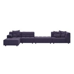 Castell Sofa | Lounge sofas | Neue Wiener Werkstätte