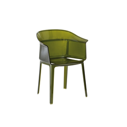 Papyrus | Restaurant chairs | Kartell