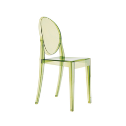 Victoria Ghost | Restaurant chairs | Kartell