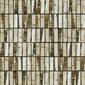 Bamboo Emperador Beige | Natural stone mosaics | MegaTiles Limited