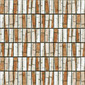 Bamboo Rosso Rosa | Mosaici | MegaTiles Limited