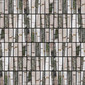 Bamboo Forest Green | Natural stone mosaics | MegaTiles Limited